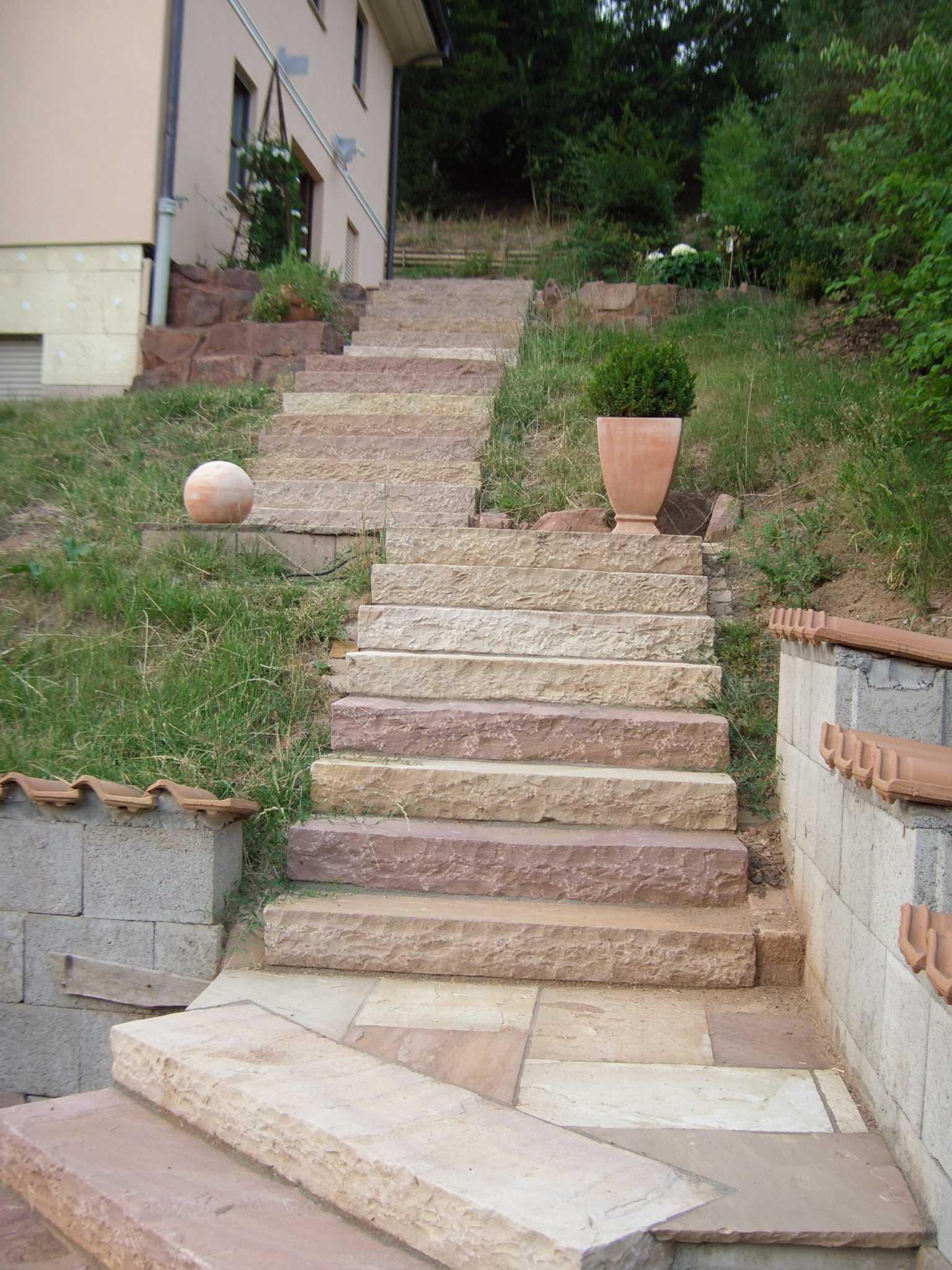 Garten faust natursteine for Natursteine garten
