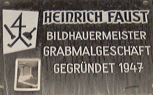 Faust_Natursteine_Gruendung